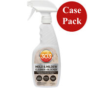 303 Mold And Mildew Cleaner And Blocker With Trigger Sprayer - 16oz Case Of 6