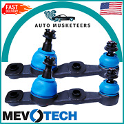 Front Lower Suspension Ball Joints Mevotech 2pcs For Lexus Gs350 Is350 Rwd
