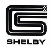Auto062 Ford Mustang Shelby Cs Car Logo Die Cut Vinyl Graphic Decal Sticker