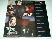 Dogs In Space Lp Inxs Iggy Pop Brian Eno Nick Cave Sealed Soundtrack '87 Rare