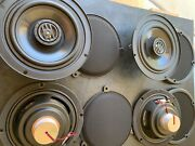 Harley Davidson Boom Stage 2 Stereo System. Fairing And Tour-pak Speakers,amp