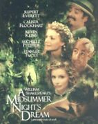 William Shakespeare's A Midsummer Night's Dream By Dr. Hoffman, Michael New