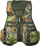 Under Armour Menand039s Unisex Fast Track Turkey Camo Hunting Vest 1242716-940 New