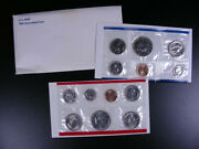U.s. Coins - 1981 Uncirculated Set With 2 Susan B Ant Dollars - 13 Coins  Gs134