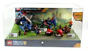 Toys R Us Exclusive Lego Nexo Knights Retail Display Sign Set 70312 70315 70314