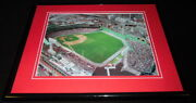 Fenway Park 1994 Overhead Framed 11x14 Photo Display Red Sox