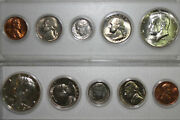 Two 1970 Put Together Uncirculated Sets And 1970-s Kennedy Proof Num6113