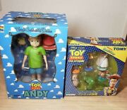 Medicom Toy Vcd Andy And Andyand039s Room Toys Alien Mr. Potato Head Desney Pixar