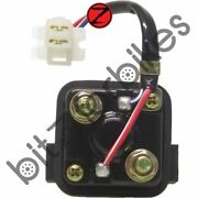 Starter Relay Yamaha Xs 250 Front Disc And Rear Disc 1u5 1978