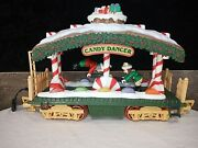 The Candy Dancer New Bright Holiday Express Animated Electric Train Car