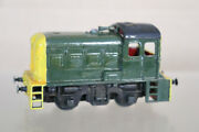 Triang Hornby Repainted Br 0-4-0 Dock Shunter Locomotive Oa