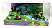 Toys R Us Exclusive Lego Friends Retail Display Sign Figures Set 41032 41036