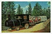 Rough And Ready Campground Trackless Train Dishman Washington