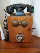 Old Telephone Parts