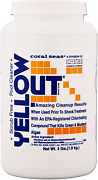 Yellow Out Swimming Pool Chlorine Shock Enhancing Treatment - 4 X 4 Pounds