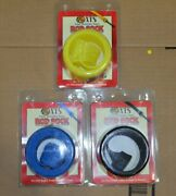 3x Bass Pro Shops Xts Rod Sock Protects Rods And Guides To 8' And 6' Spinning Rod