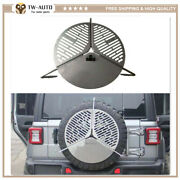 Fits Mercedes Benz G Class W463 2019-2021 Stainless Steel Bbq Tyre Tire Cover