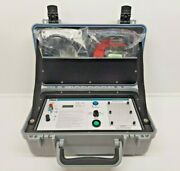 Tegam R1l-e2a Intrinsically Safe Microohmmeter And Bond Meter 10 µΩ To 20 Ω Br