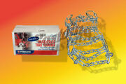 Mud And Snow Maxtrac Tire Chains 24 X 12 X 12 Lawn And Garden Tractors Snowblower
