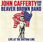 John Cafferty And The Beaver Brown Band - Live At The Bottom Line - Double Cd