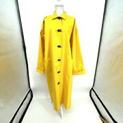 Size 3 Rare People Weekly Magazine Yellow Raincoat One Of A Kind