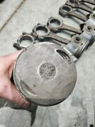 Early Hemi Dodge 270 Connecting Rods Cast Pistons Standard Bore