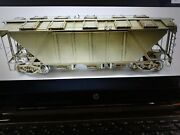 Sunset Brass Prr G5 4-6-0 And 4 Brass Freight Cars Undecorated 2 Rail.