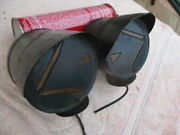 1920and039s-1930and039s Truck Signal-stat Fender Mount Turn Signal Lights