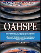 Oahspe Volume 1 Raymond A. Palmer Tribute Edition In Two Volumes Like New...
