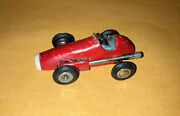 Schuco 1040 Ferrari Micro Racer- U.s.zone Germany Missing Some Parts New Tires