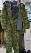Original Soviet Russian Army Winter Jacket And Pants Afghanka Flora Ussr Size 52/4