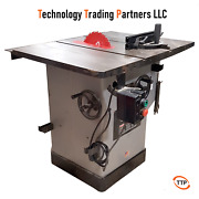 Delta Unisaw 10 Table Saw 36-944 230v 60hz 1-phase 12.4a 3-hp