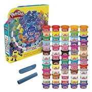 Play-doh Ultimate Color Collection 65-pack Of Modeling Compounds Hasbro Jun.1