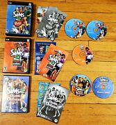 The Sims 2 Pc Game Bundle Double Deluxe Pets Open For Business