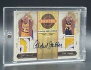 And03910 Timeless Treasures Home Road Kareem Abdul Jabbar 3 Color Patch Auto Card /10