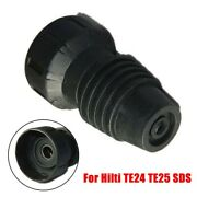 Cnc Drill Chuck Adapter For Hilti Te25 Adapter High Quality Black Durable