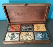 Ellusionist Prohibition Playing Cards Boxed Setandnbsp - First Edition - Discontinued