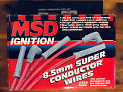 Msd Part 31359 Super Spark Plug Wire Set. New, Never Used.