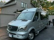 2014 Airstream Interstate Ext Class B 24and039 Motorhome Grand Tour