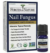 Forces Of Nature | Nail Fungus Control | Certified Organic