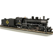 Bachmann 85402 Erie 2478 Decapod Locomotive W/ Dcc And Wowsound 2-10-0 Ho Scale
