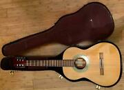 Vintage 1963 Gibson C-1 Classical Acoustic Guitar With Original Case