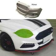 For Ford Mondeo Fusion 2017-2020 St Primer Black Front Bumper Center Hood Grill