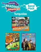 Cambridge Reading Adventures Turquoise Band Pack Paperback By Carrington Ji...