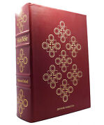 King James Holy Bible The Washburn College Bible Easton Press / Oxford Edition 1