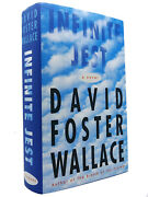 David Foster Wallace Infinite Jest A Novel 1st Edition 14th Printing
