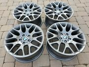 Bmw E90 91 92 93 Bbs Rx282/3 Oem Staggered 18 Style 197 Wheels Rims Restored