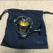 Daiwa 16 Certate 2004 Spinning Reel With Reel Bag For Light Games