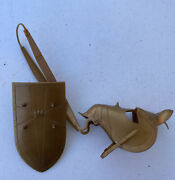 1968 Marx Noble Knight Horse Replacement Harness And Shield
