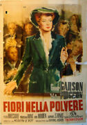 Blossoms In The Dust / Greer Garson / 1941 / Le Roy / Brini Movie Poster/11